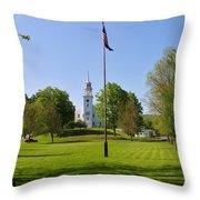 Strafford Vermont Throw Pillow