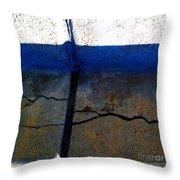 Streets Of Coronado Island 18 Throw Pillow