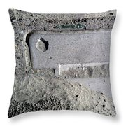 Streets Of Coronado Island  2 Throw Pillow