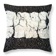 Streets Of Coronado Island 35 Throw Pillow