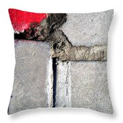 Streets Of Coronado Island 38 Throw Pillow