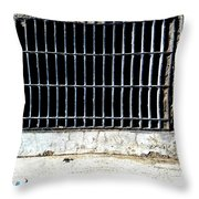 Streets Of Coronado Island 39 Throw Pillow