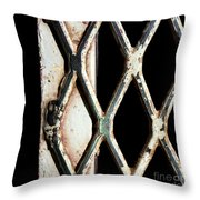 Streets Of Tombstone 2 Throw Pillow