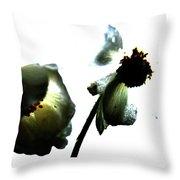 Strength Of Sent Throw Pillow
