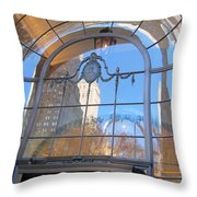 Bergdorf's Reflection Throw Pillow
