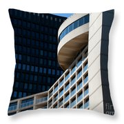 Structures I Throw Pillow
