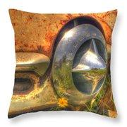 Studebaker Reflections Throw Pillow