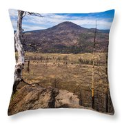 Studies On Sugarloaf Peak 3 Throw Pillow