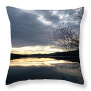 Stunning Tranquility Throw Pillow by Will Borden