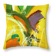 Summer Bliss I Throw Pillow