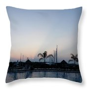 Summer In Maryland Throw Pillow