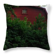 Summer Look Throw Pillow