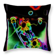 Summer Of '72 Throw Pillow