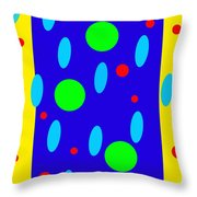 Summer Series Two Throw Pillow
