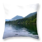 Sunrise2 Throw Pillow