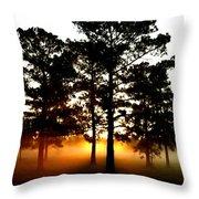 Sunrise3 Throw Pillow