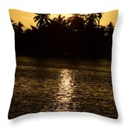 Sunset One Throw Pillow