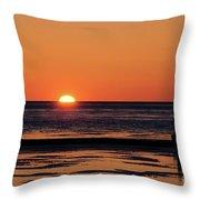 Sunset Park Petoskey Mi Throw Pillow