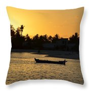 Sunset Two Throw Pillow