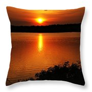 Sunset Xvi Throw Pillow