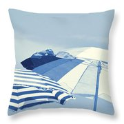 Sunshades Throw Pillow