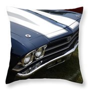Super Sassy Throw Pillow