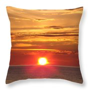 Superior Setting Throw Pillow