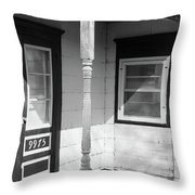 Support System Throw Pillow
