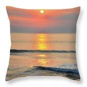 Surf Rise 3 Throw Pillow