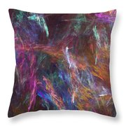 Surtido Throw Pillow