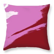 Surviving Breast Cancer Throw Pillow