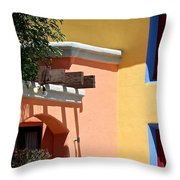 S.w. Home Throw Pillow