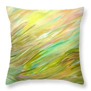 Sweeping Throw Pillow