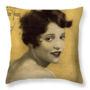 Sweet Sue Just You Throw Pillow