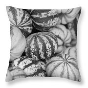 Sweet Sweet Dumpling In Black Throw Pillow