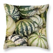 Sweet Sweet Dumplings Throw Pillow