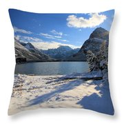 Swiftcurrent Sunburst Throw Pillow