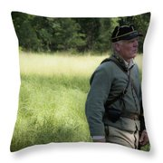 Sword At My Side Throw Pillow