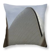 Sydney Opera House 2 Throw Pillow