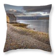 Syltefjord Throw Pillow