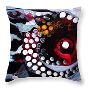 Sylvia Throw Pillow