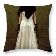 T D D Throw Pillow