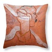 Taata - Tile Throw Pillow