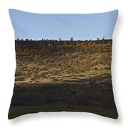 Table Rock Panorama Throw Pillow