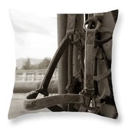 Tack Throw Pillow