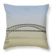 Tacony - Palmyra Bridge Throw Pillow