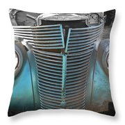 Tainted Hot Rod Throw Pillow