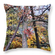 Take Down Throw Pillow