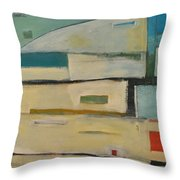 Take Me Right Back To The Track Jack Throw Pillow