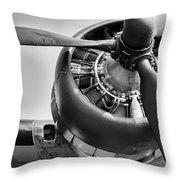 Take-off Throw Pillow